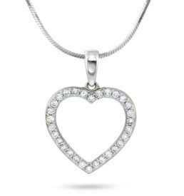 Diamantanhenghjerte