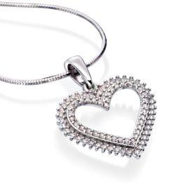 Diamanthjerteanheng55874